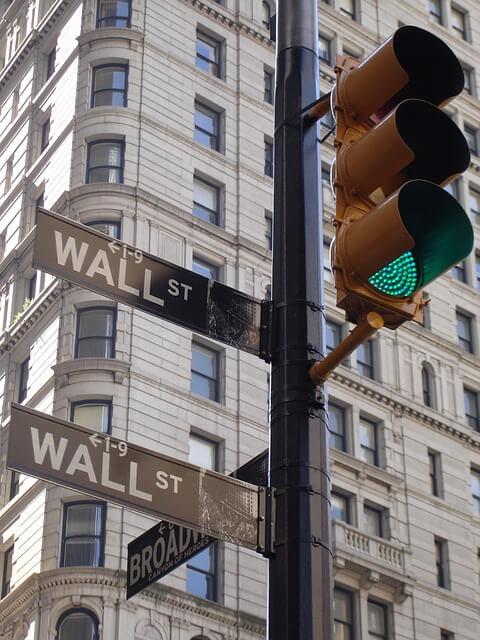 Wall Street monte même en temps de crise